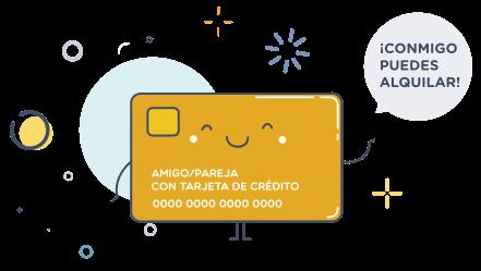 tarjeta de crédito amigo desprotegido en Madrid