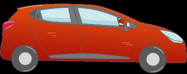 Categoría economy: Renault Clio