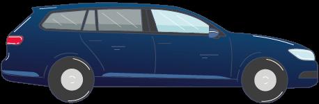 Familiar Volkswagen passat variant