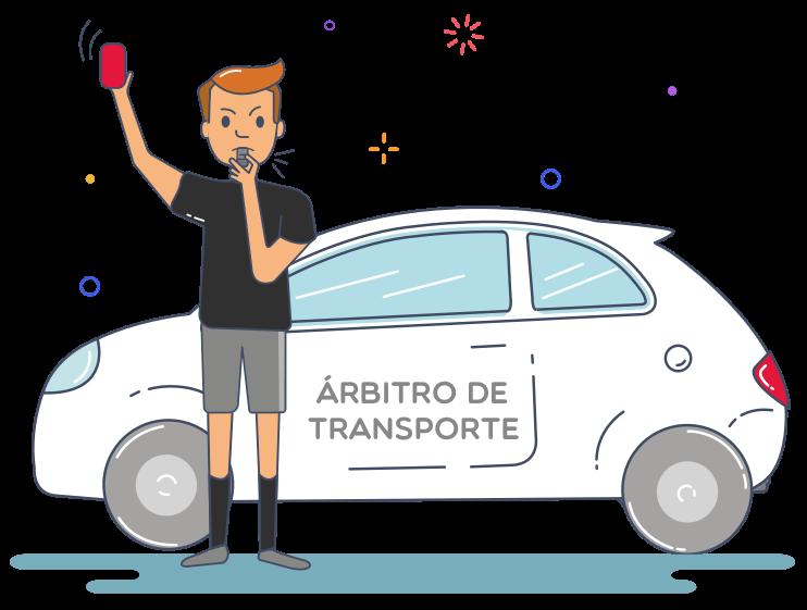 El árbitro de transporte resuelve las quejas de los consumidores