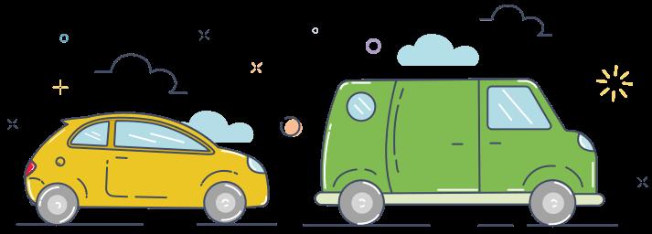 Tipo de coche para tu viaje