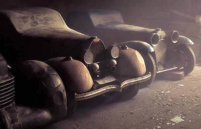 La historia de las empresas de alquiler de coches